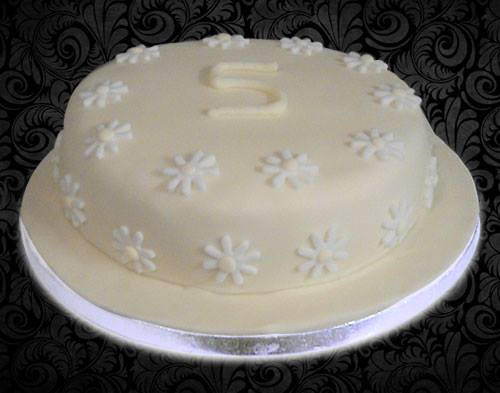 Sunflower Birthday Cake Available In Various Flavours And Sizes